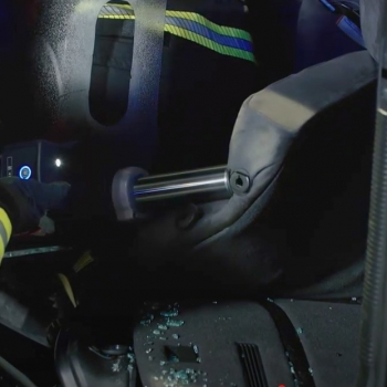 VEHICLE EXTRICATION - THE NEXT GENERATION: SpreadRearSeatBacks