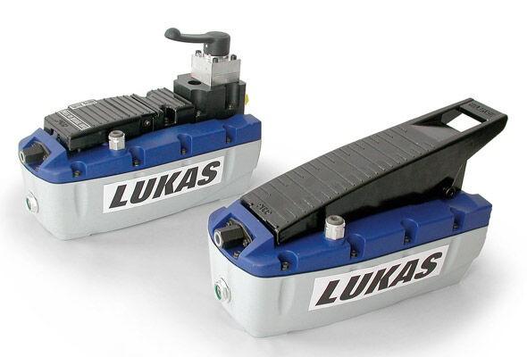 Lufthydraulische Pumpen