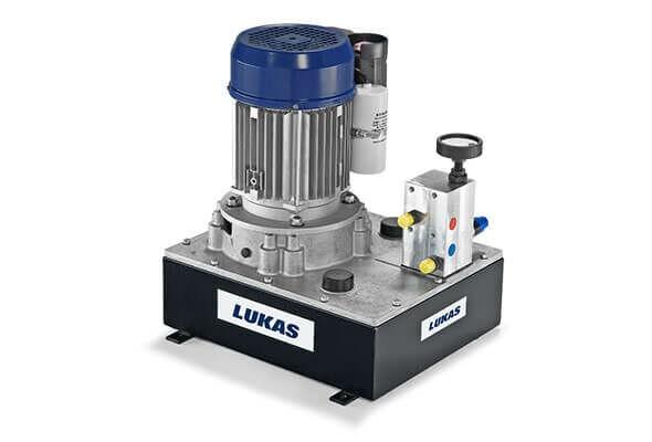Hydraulic power unit PO 6